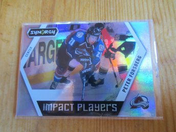 P Forsberg - UD Synergy Impact Players, 2017/18