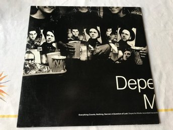 "DEPECHE MODE - EVERYTHING COUNTS 12"" 1989"