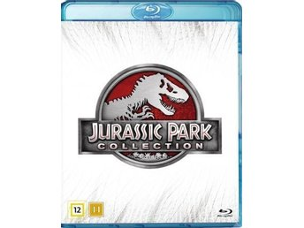 Jurassic Park 1-4 Collection (Blu-ray) i NYSKICK