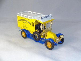 1910 Renault type AG / James Neale / Matchbox Lesney / MoY