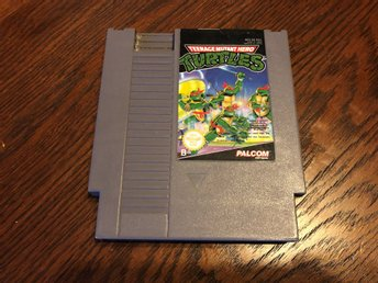 Teenage Mutant Ninja Turtles - NES - Nintendo