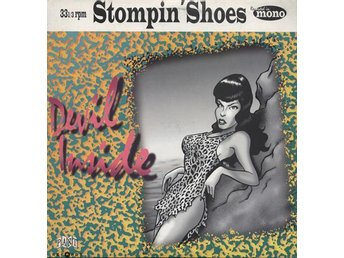 Stompin' Shoes - The Devil Inside - 10'' NY - FRI FRAKT