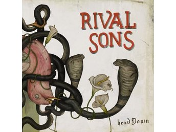 Rival Sons - Head Down - 2xLP NY - FRI FRAKT