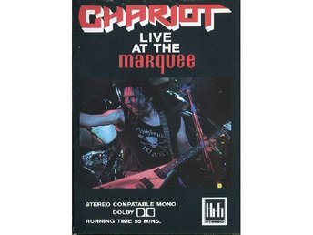Officiellt original Chariot - Live at the Marquee Shades rec