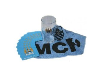 Manchester City barset mini