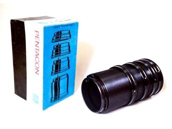 Fynd PENTACON SIX TL,  Original Extension Tubes Set tube Macro BOX