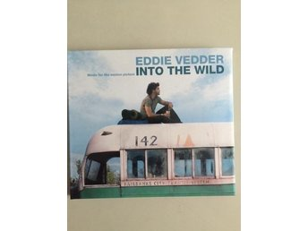 Eddie Vedder från Perl Jam Into the wild/soundtrack (cd, digipack)