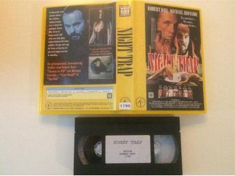 Night Trap (1993) - SF - Trollhättan - Night Trap (1993) - SF - Trollhättan