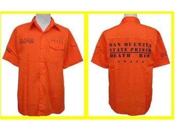 SHIRT: SAN QUENTIN STATE PRISON (Str XXL) - Udon Thani - SHIRT: SAN QUENTIN STATE PRISON (Str XXL) - Udon Thani