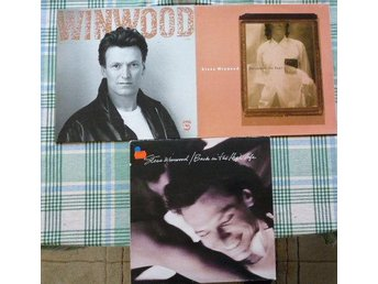 Stevie Winwood ( Spencer Davis Group) - paket med 3 lp