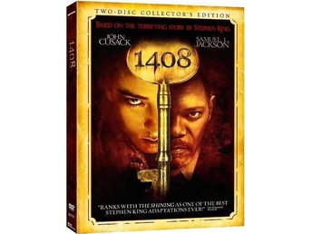 1408 2-Disc Collector s Edition - Stephen King, John Cusack, Samuel L. Jackson - Höganäs - 1408 2-Disc Collector s Edition - Stephen King, John Cusack, Samuel L. Jackson - Höganäs