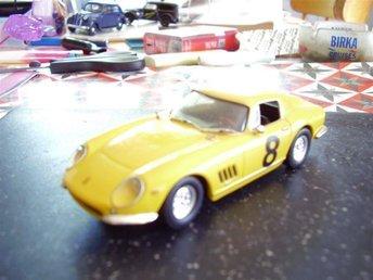 Ferrari 275 GTB 1:43 - Norrtälje - Ferrari 275 GTB 1:43 - Norrtälje