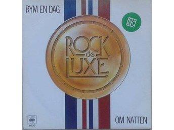 "Rock de Luxe title* Rym En Dag* Synth-pop 7"" Swe - Hägersten - Rock de Luxe title* Rym En Dag* Synth-pop 7"" Swe - Hägersten"