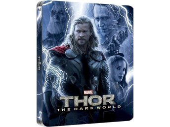Thor: Dark World 3D (+2D) - Lenticular Edition Steelbook