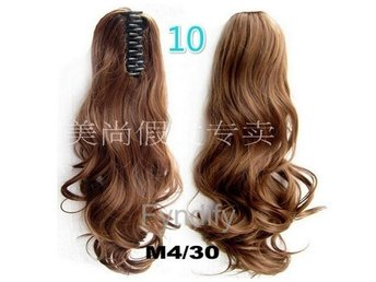 Hair Extension Clip #10