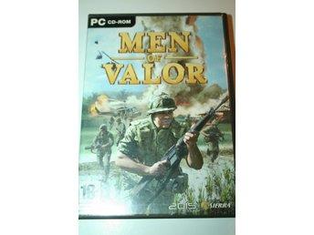 MEN OF VALOR (PC 4-disc CD-ROM) - Stenhamra - MEN OF VALOR (PC 4-disc CD-ROM) - Stenhamra