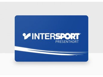 Presentkort Intersport