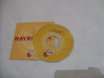 Navegalia Internet Leverantör Spanien Windows PC CD ROM April år 2000