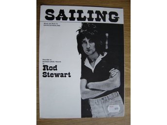 Notblad:Rod Stewart,Sailing