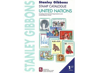 Stanley Gibbons United Nations katalog