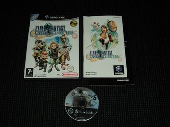 GC Final Fantasy Crystal Chronicles