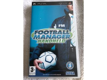 PSP spel - football manager handheld