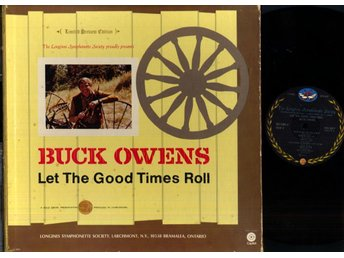 BUCK OWENS - LET THE GOOD TIMES ROLL - BOX/5-LP