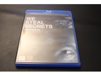 Blu-ray: We steal secrets - The story of Wikileaks