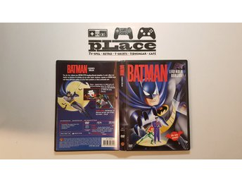 Batman - Legenden Börjar DVD