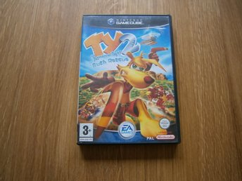 TY The Tasmanian Tiger 2 - Busg Rescue - GAMECUBE