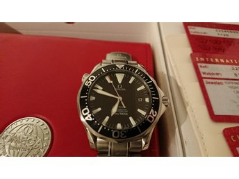 Omega Seamaster 300m 22545000 FULL SET
