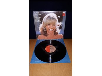 Olivia Newton-John - Making A Good Thing Better LP 1977
