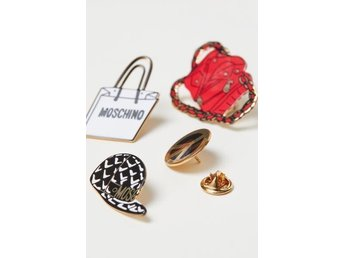 MOSCHINO [TV] H&M - Pins 4-pack