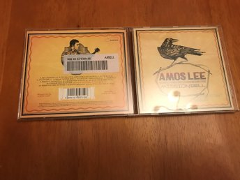 "Amos Lee ""Mission Bell"" CD Blue Note 2010"