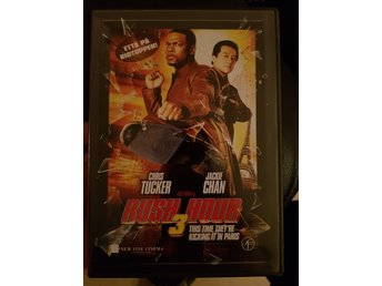 Rush Hour 3 (DVD) (Jackie Chan)