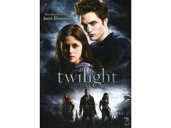 Twilight 1 (Kristen Stewart, Robert Pattinson) - DVD