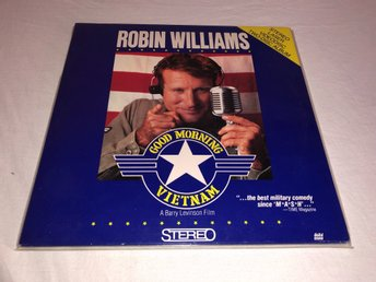 Good morning Vietnam  - 2st Laserdisc