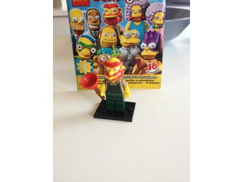 LEGO The Simpsons, Groundskeeper Willie, 71009