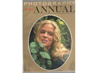 Photograpghy annual 1961