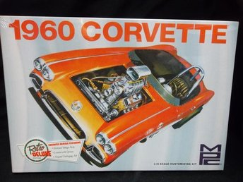 MPC 1/25 1960 Chevy Corvette