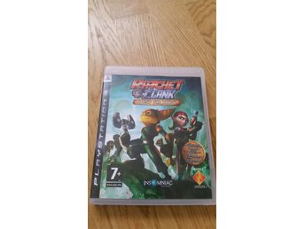 Ratchet and Clank - Quest for Booty PS3 Spel