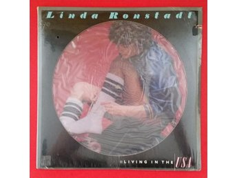 LINDA RONSTADT-Living In The USA-LTD Picture Disc 1978-Pop Country Rock
