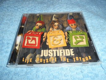 Justifide - Life Outside The Toybox (CD) VG+/EX