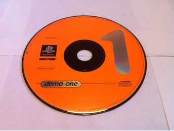 PS1: Demo 1/One (SCED 00120)