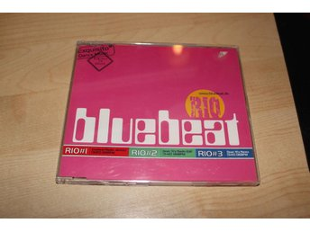 CD - Bluebeat: Rio (Exquisito Dance Music) (Singel)