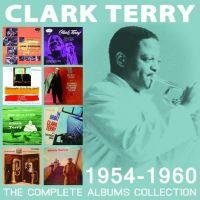 Terry Clark: Complete Albums Collection 1954-60 (4CD)