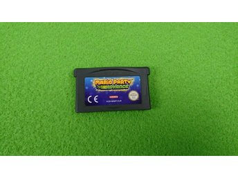 Mario Party Advance GBA Gameboy Advance
