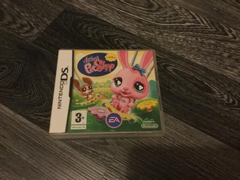 Littlest Pet Shop Garden(Svensk Text)(Nyskick)(Komplett)
