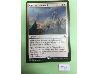 Call the gatewatch - Oath of the gatewatch - Magic the gathering