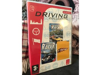 DRIVING COLLECTION  -  PC SPEL